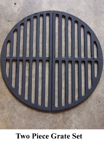 Outdoor Fireplace Replacement Parts : Replacement grates for your outdoor fireplace