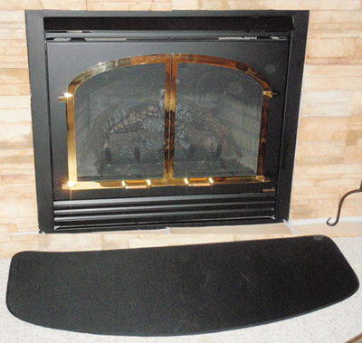 Hearth Pad For Indoor And Outdoor Fireplaces Plow Hearth Fireproof