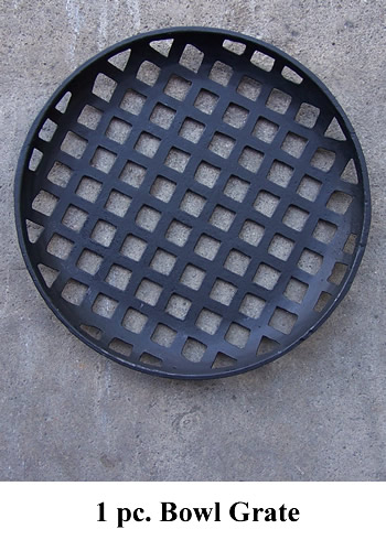 Replacement Grates for your Outdoor Fireplace.